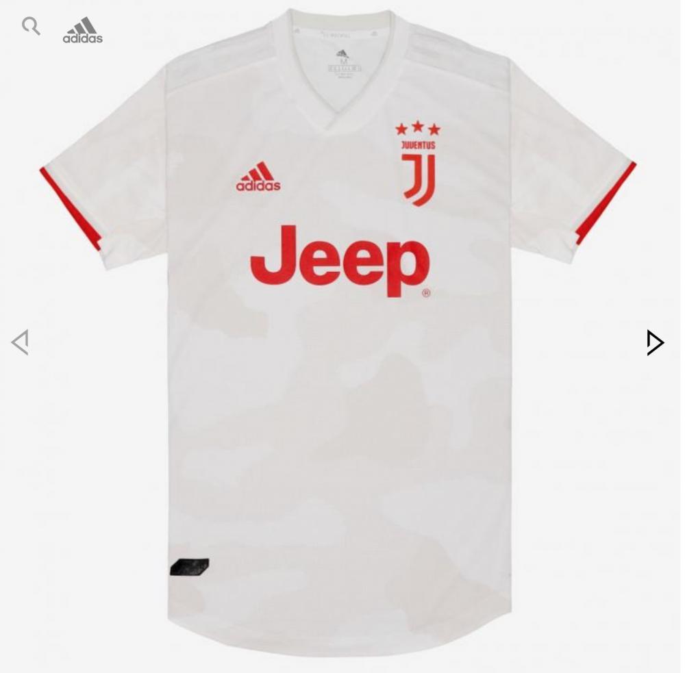 Ufficiale - Juventus e adidas svelano il nuovo Away Kit 2019/2020 ...