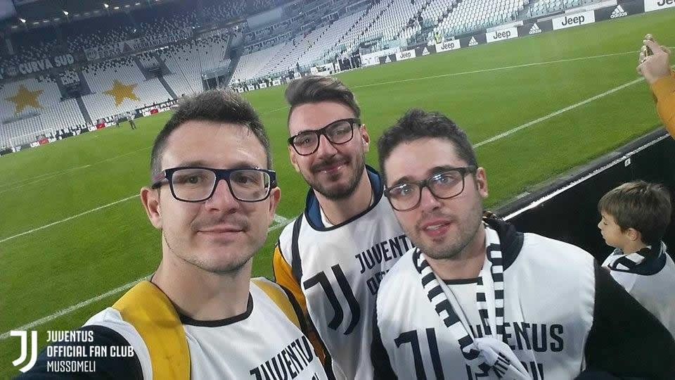 Juventus Official Fan Club Mussomeli ?Gigi Buffon?